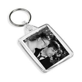 Passport sized Keyring